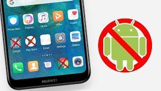 Huawei подготовил замену для Windows и Android