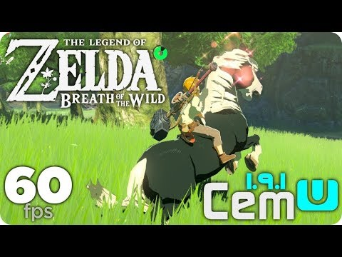 The Legend Of Zelda Breath Of The Wild On PC 1440p 60fps