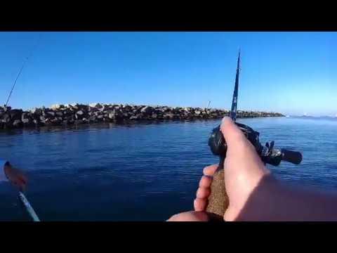Fishing in Long Beach!!!