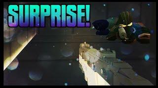 SURPRISE! - (Intruder)