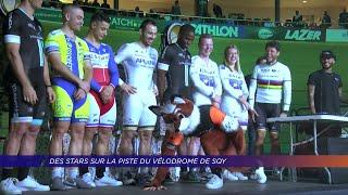 Yvelines | Des stars sur la piste du Vélodrome de SQY