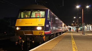 Crewe Railway Station Overnighter - 12th/13th June 2015