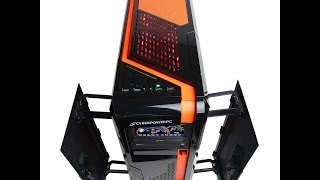 CyberPower PC Gamer Supreme SLC6600 review and in depth look inside