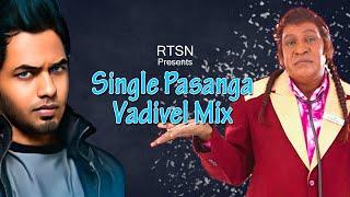 Natpe Thunai   Single Pasanga Vadivel Mix   Hiphop Tamizha   Tharshan