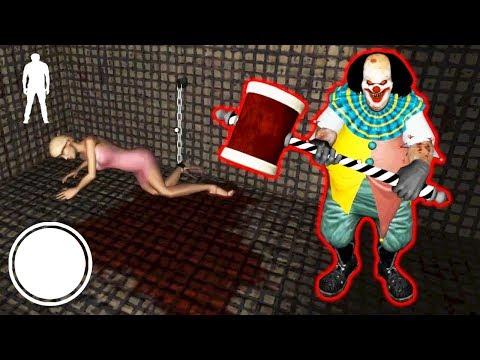 """СТРАШНЫЙ КЛОУН """"ОНО"""" ПЕННИВАЙЗ КОНЦОВКА - IT - Horror Clown Pennywise"""