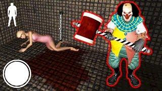 СТРАШНЫЙ КЛОУН ''ОНО'' ПЕННИВАЙЗ КОНЦОВКА - IT - Horror Clown Pennywise
