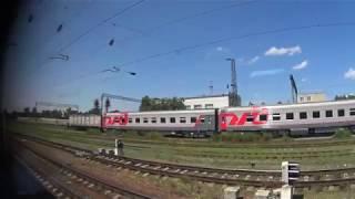 Прибытие на ст. Воронеж (из окна поезда)