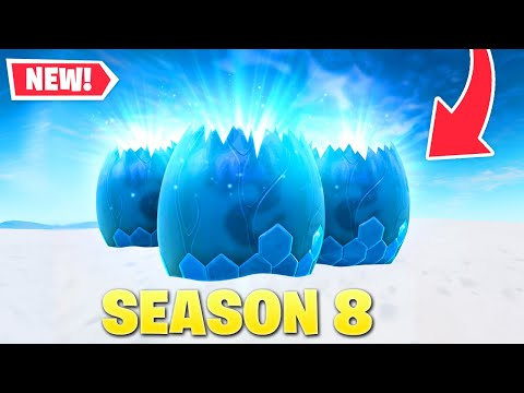 *NEW* SEASON 8 - EGGS OPENED!