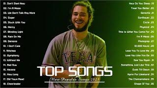 Top Songs 2021 - Sam Smith, Ed Sheeran, Maroon 5, Adele, Taylor Swift, Ariana Grande, Justin Bieber