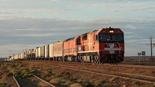 Northern South Australian Rail Action - 26th July 2008