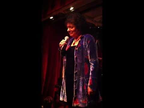 "JAY CLAYTON SINGS ""MY FUNNY VALENTINE"" AT CORNELIA ST CAFE VALENTINE'S DAY 2011"