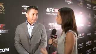 Fight Night Macao: Cung Le on MMA Asia