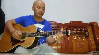 Huyen Thoai Chieu Mua. Guitar.Duy Lu.