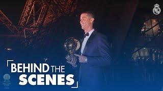 Cristiano Ronaldo wins his fifth Ballon d'Or!