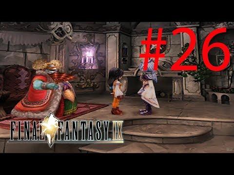Guia Final Fantasy IX (PS4) - 26 - La traición de Brahne