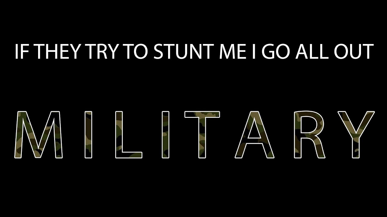 Out military