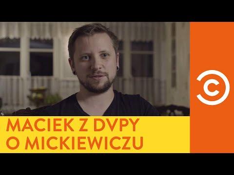 Drunk history - pół litra historii: Maciek Z Dvpy o Mickiewiczu