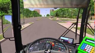 OMSI The bus simulator - Gameplay [ PC ]