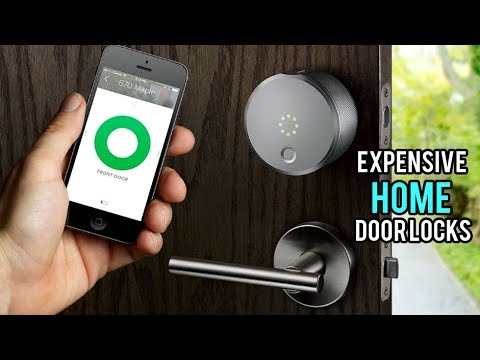 5 Most Expensive Home Door Locks In The World