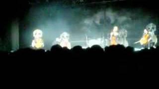 Apocalyptica: Eicca talking at London Forum 7/3/08