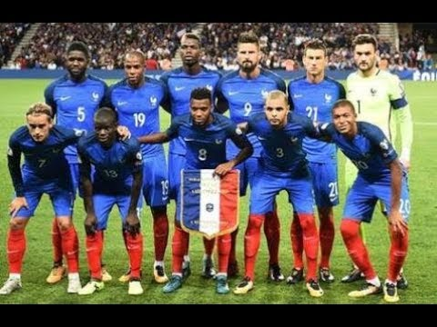 Nama Nama Pemain Timnas Prancis Di Piala Dunia 2018 Rusia ...