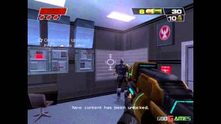 Red Faction II - Gameplay PS2 HD 720P