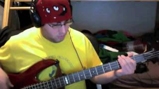 NOFX - Lazy (Bass Cover)