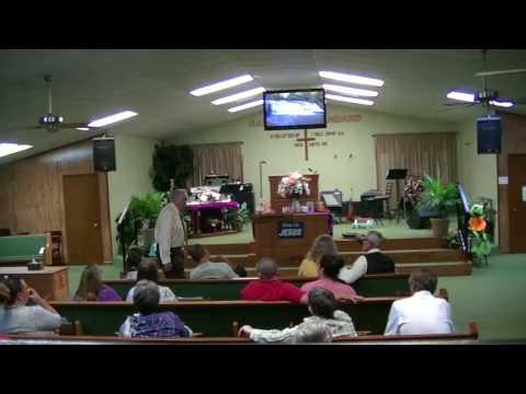 Pastor Carter 6 25 2017