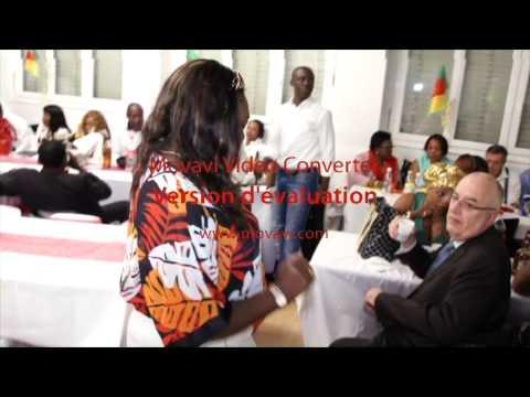 Fête Nationale du Cameroun à zurich dj jiovany