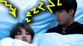 BTS - Don't Sleep While Others Are Awake 😴