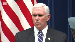 North Korea cancelled meeting with Mike Pence  officials
