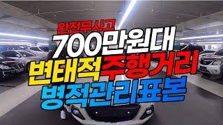 【추석특집 병적관리 경제적인 중고차】 이 차량이면 10…