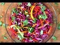 Side Dish Recipe: Texas Style Coleslaw by Everyday Gourmet with Blakely