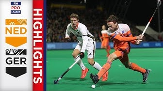 Netherlands v Germany | Week 7 | Men's FIH Pro League Highlights