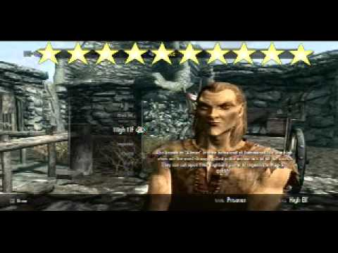 Skyrim - Best races and classes - YouTube