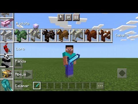 Morph Mod Para Minecraft Pocket Edition 1.17.0