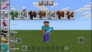 Morph Mod Para Minecraft Pocket Edition - Mods For MCPE!