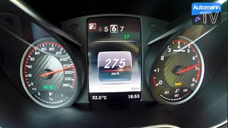 INSANELY Fast Autobahn acceleration drive with the all-new 2015 / 2...