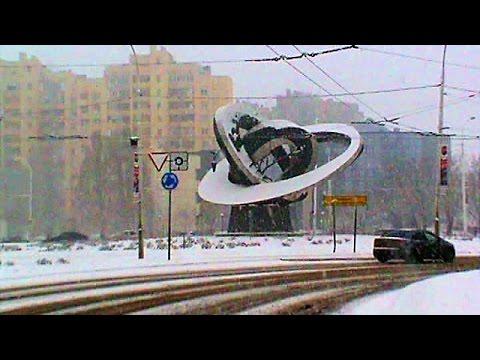 Зимний Волгодонск 2017