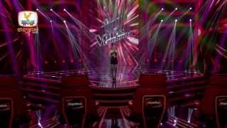 The Voice Cambodia - ឈិន ស្រីនិច- គ្មានអ្នកណាល្អជាងសង្សារខ្មុំ - 24 Aug 2014
