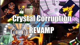 FE2 Map Test: [NEW] Crystal Corruption REVAMP [Normal Crazy] | Roblox