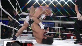 Реалити - Шоу M-1 Fighter - Сезон 2 Серия 1 Часть 1
