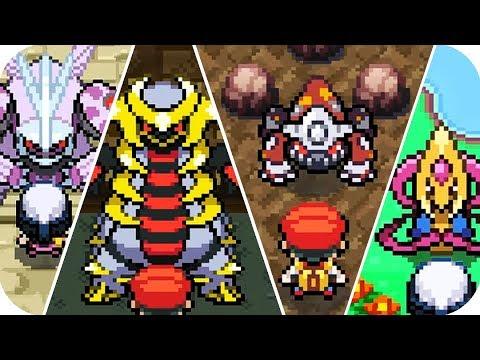 Pokemon Diamond & Pearl - All Legendary Pokémon Locations (1080p60)