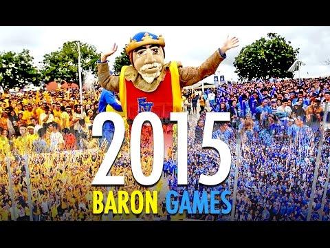 FVHS BARON GAMES 2015 | Official Recap