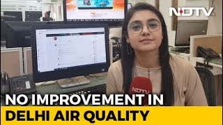 Delhi's Air Quality Improves, PM's Office Holds Meeting To Discuss The 'Air Situation'