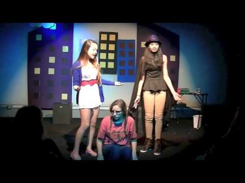 Adventures of a Comic Book Artist  Thursday Cast  Act 2