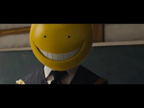 Assassination Classroom Live Action - Trailer En Castellano