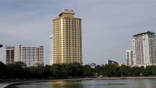Dolce by Wyndham Hanoi Golden Lake | Review Khách Sạn Dát Vàng | Bên Ngoài và Nội Thất Phủ Vàng 24k