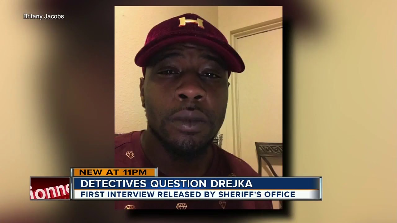 Michael Drejka Reenacts Shooting Markeis Mcglockton During 6 Hour Interview Hours After It Happened