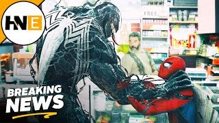 Venom vs Spider-Man in the MCU is Inevitable According to Director